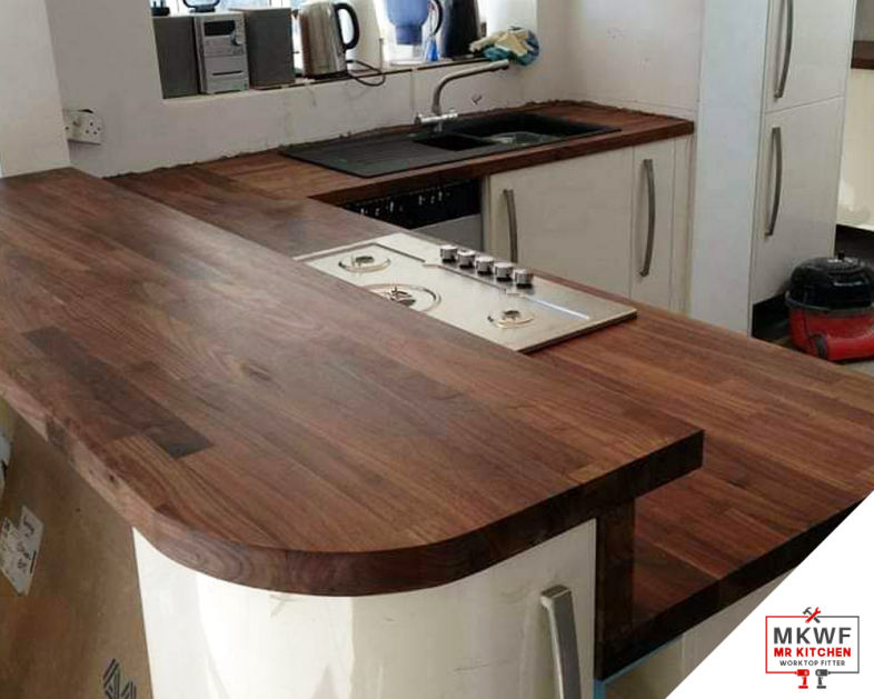 Reasons For Choosing a Solid Wood Worktop