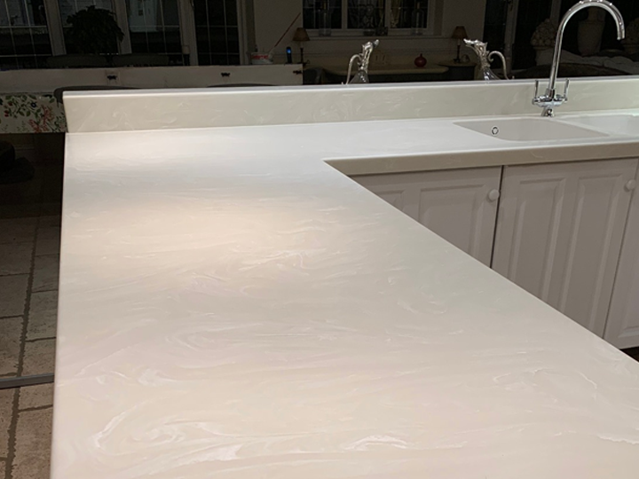 Corian kitchen worktop -3